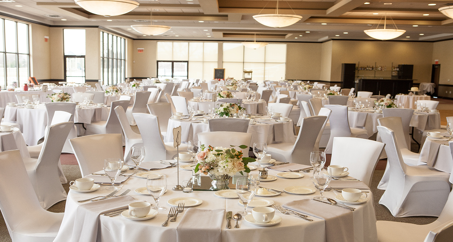 Grandville Wedding Reception Venue